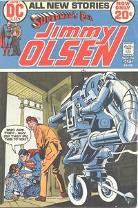 Supermans Pal Jimmy Olsen 152