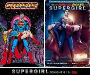 Supergirl Crisis-tribute poster
