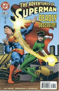 The Adventures of Superman 538
