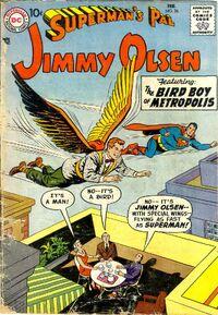 Supermans Pal Jimmy Olsen 026