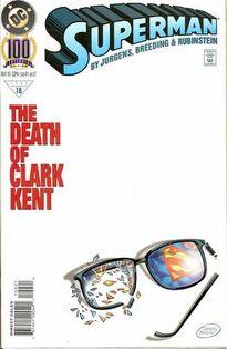 Superman Vol 2 100