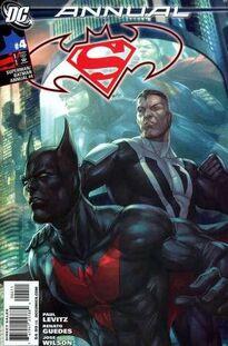 Superman Batman Annual 4