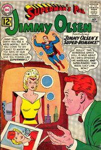 Supermans Pal Jimmy Olsen 064