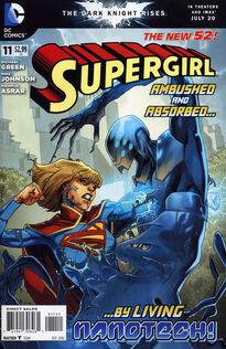 Supergirl 2011 11
