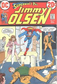 Supermans Pal Jimmy Olsen 153