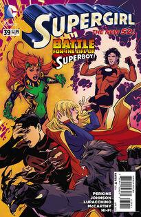 Supergirl 2011 39