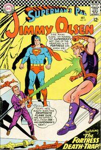 Supermans Pal Jimmy Olsen 097