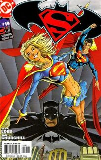 Superman Batman 19