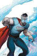 Superman Vol 3 231 Bizarro Textless