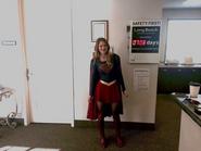 Supergirl promo 2