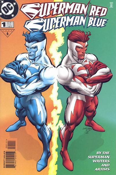 Superman Red/Superman Blue
