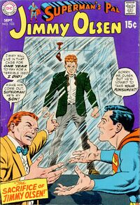 Supermans Pal Jimmy Olsen 123