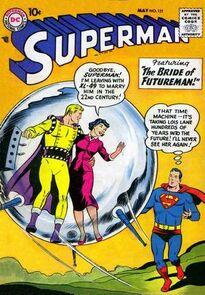 Superman Vol 1 121
