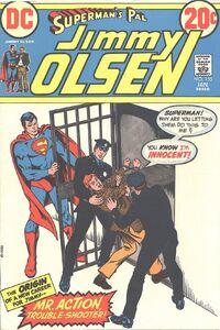 Supermans Pal Jimmy Olsen 155