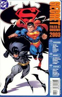 Superman Batman Secret Files and Origins 1