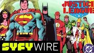 John Byrne On Reinventing Superman & Lois Lane, And Superman Shaving (Behind the Panel) SYFY WIRE