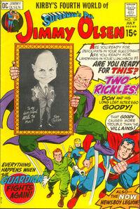 Supermans Pal Jimmy Olsen 139