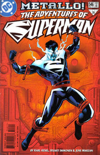 The Adventures of Superman 546
