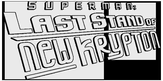 Superman: Last Stand of New Krypton
