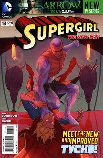 Supergirl 2011 13