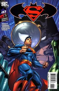 Superman Batman 57