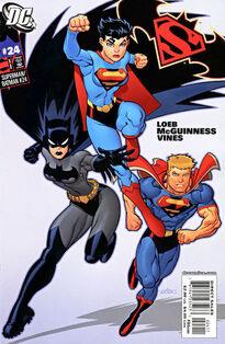 Superman Batman 24