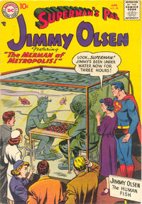 Supermans Pal Jimmy Olsen 020