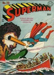 Superman Vol 1 20