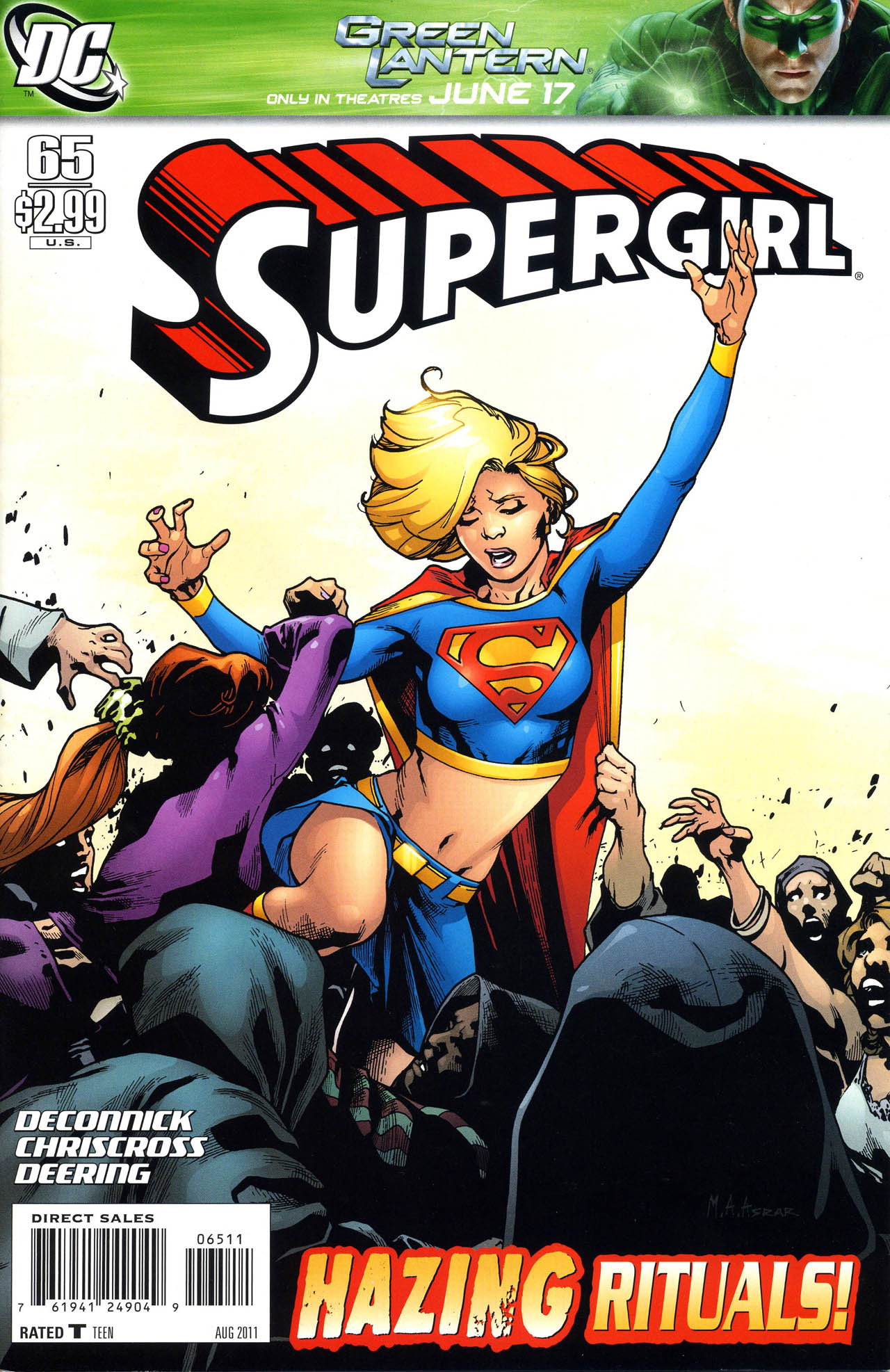 Supergirl: This Is Not My Life