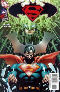 Superman Batman 64