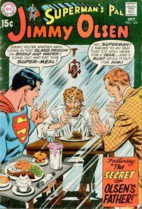 Supermans Pal Jimmy Olsen 124
