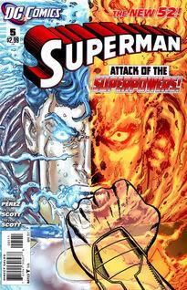 Superman Vol 3 5