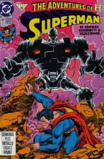 The Adventures of Superman 491