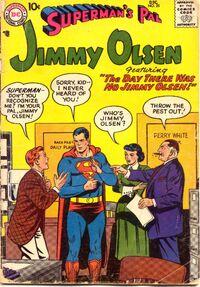 Supermans Pal Jimmy Olsen 025