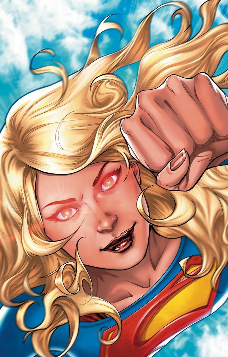 Supergirl: Reign of the Cyborg Supermen