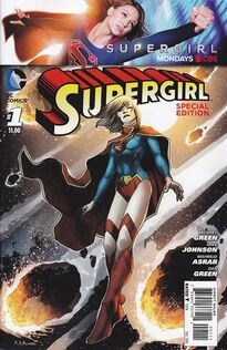 Supergirl Special Edition 1