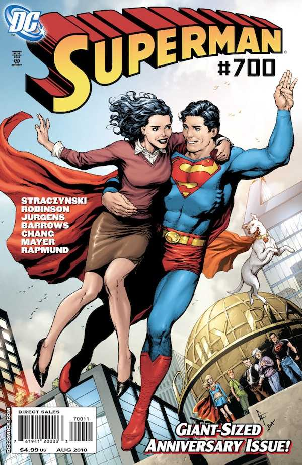 Superman: Grounded