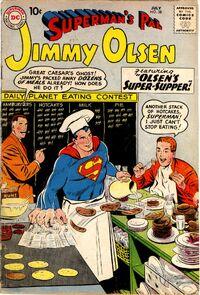 Supermans Pal Jimmy Olsen 038