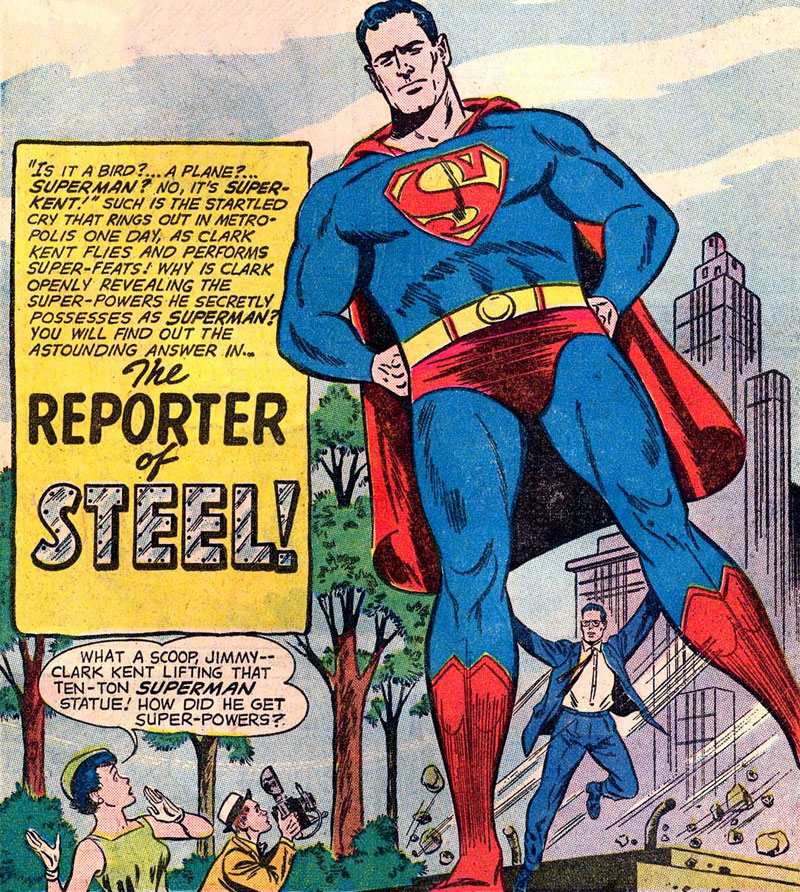 The Reporter of Steel!