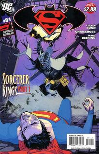 Superman Batman 81