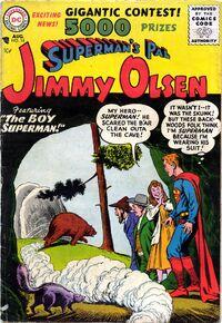 Supermans Pal Jimmy Olsen 014