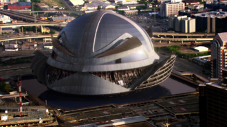 S.T.A.R. Labs in the Legion of Doom's alternate reality