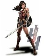 Wonder Woman promoart