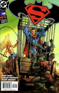 Superman Batman 16