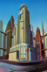 Dailyplanet-animatedseries
