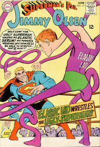 Supermans Pal Jimmy Olsen 111