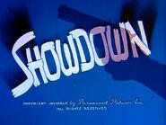 Famous-showdown