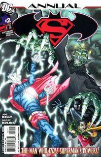 Superman Batman Annual 2