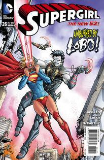 Supergirl 2011 26