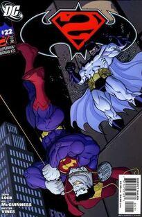 Superman Batman 22